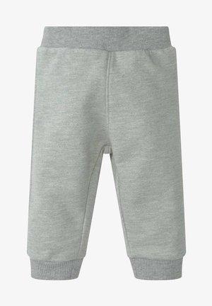 Trainingsbroek - drizzle melange|gray