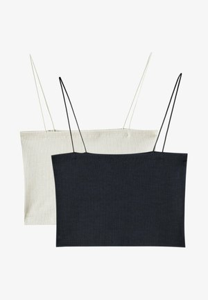 2 PACK  - Top - off white