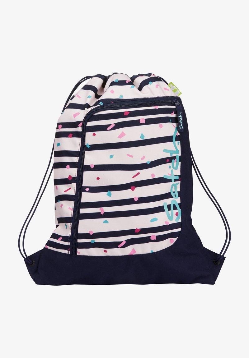 Satch - Drawstring sports bag - happy flakes