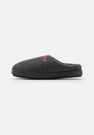 SLIDES - Domácí obuv - anthracite