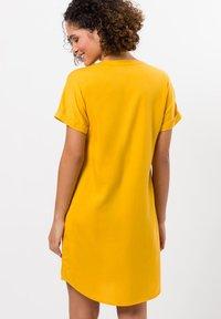 zero - Day dress - yellow curry - 2