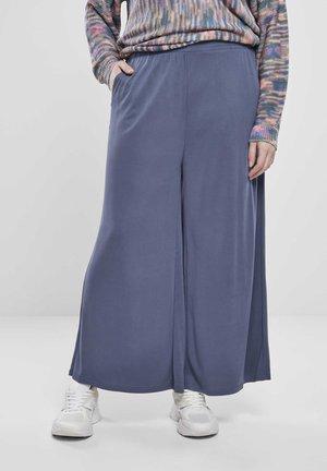 Trousers - vintageblue