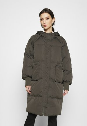 YASSOLEA JACKET - Down coat - black olive