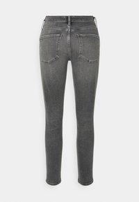Agolde - DUET SOPHIE ANKLE - Jeans Skinny Fit - washed grey - 7