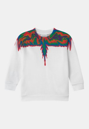 WINGS ABSTRACT - Sweatshirt - white