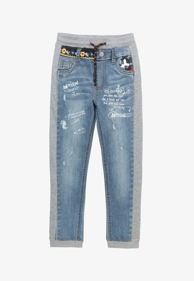 AMBAR - Jeans slim fit - blue