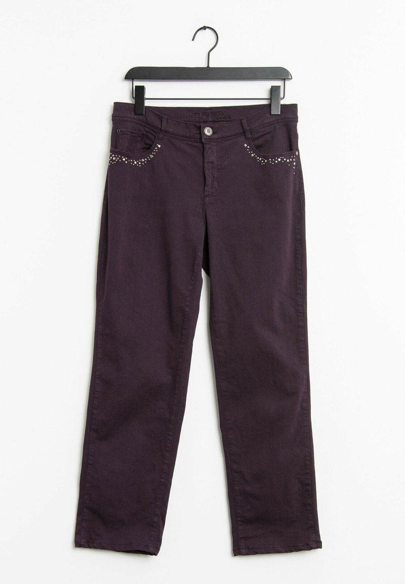 Bonita - Trousers - purple
