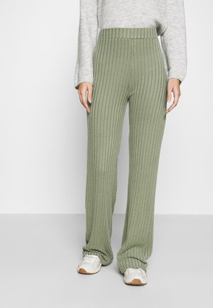 ONLVICKIE WIDE LEG PANT - Bukse - sea spray