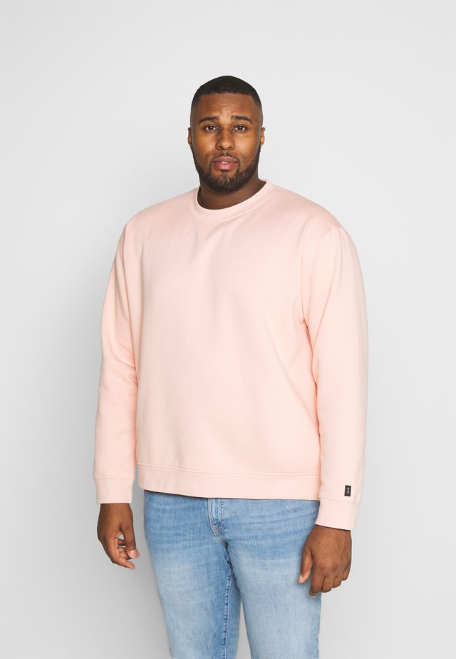 PLUS FLASH - Sweatshirt - dusty pink
