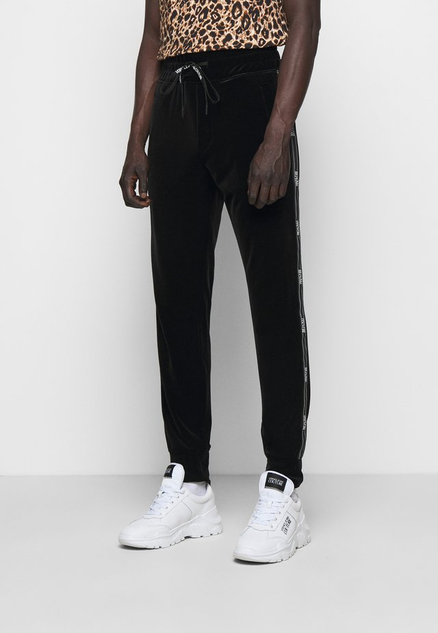 MAN TROUSER - Pantalon de survêtement - nero