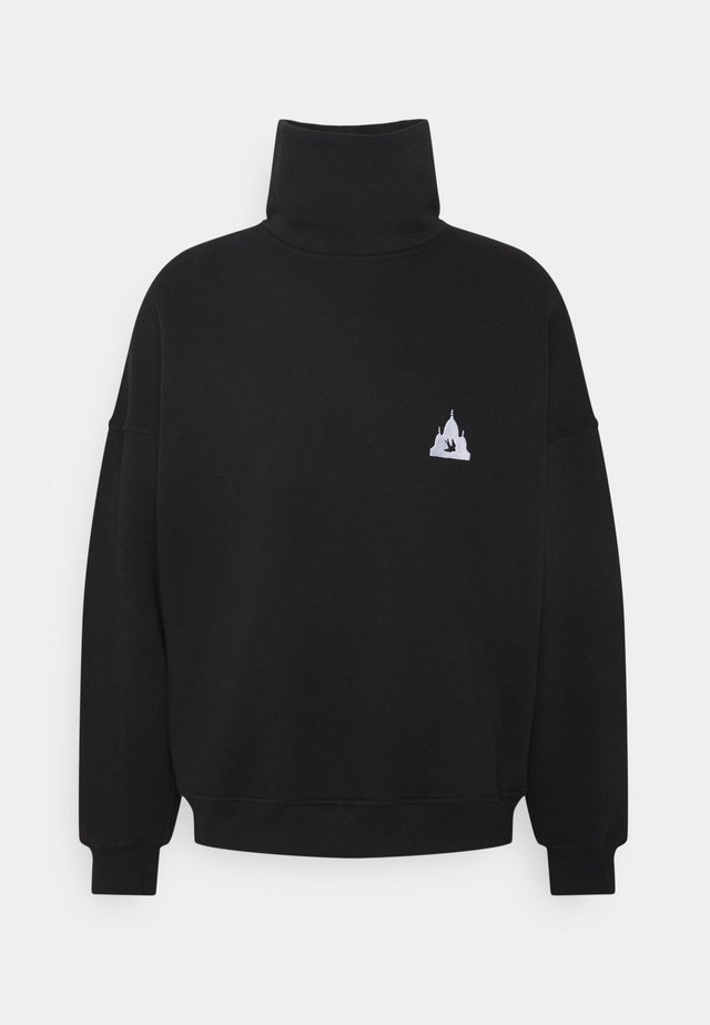 LOGO  - Sweatshirt - black