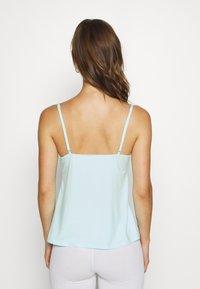 DORINA CURVES - ADY CAMISOLE - Nattøj trøjer - blue - 2