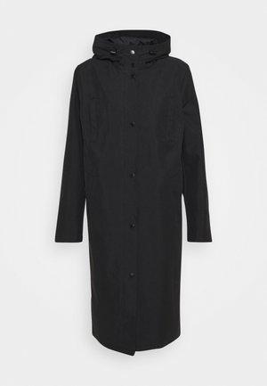 VENUS - Klasický kabát - black