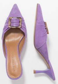 Who What Wear - ANALISE - Mules à talons - fairy wren - 3