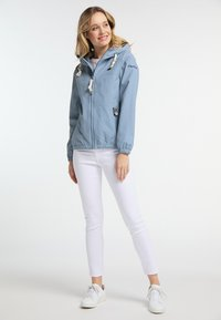 Schmuddelwedda - Outdoorová bunda - jeans blue mel - 1