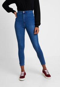 Cotton On - ULTRA HIGH SUPER STRETCH - Jeans Skinny Fit - berkley blue - 0