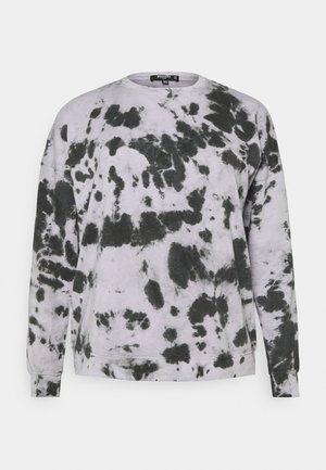 TIE DYE - Sweater - lilac