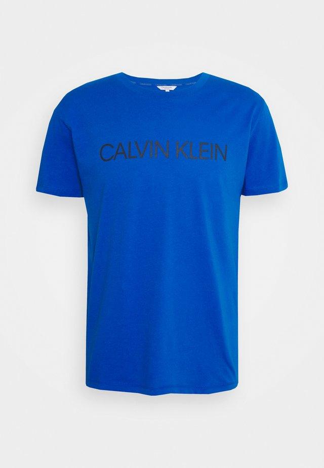 CORE SOLIDS CREW TEE - Maglia del pigiama - blue