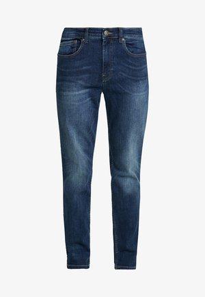 Slim fit -farkut - mid blue