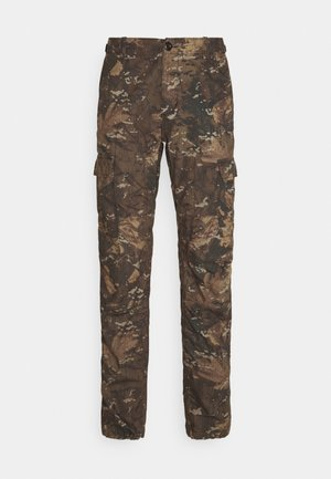 AVIATION PANT COLUMBIA - Pantalon cargo - olive