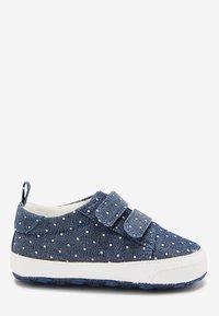 Next - First shoes - blue - 4