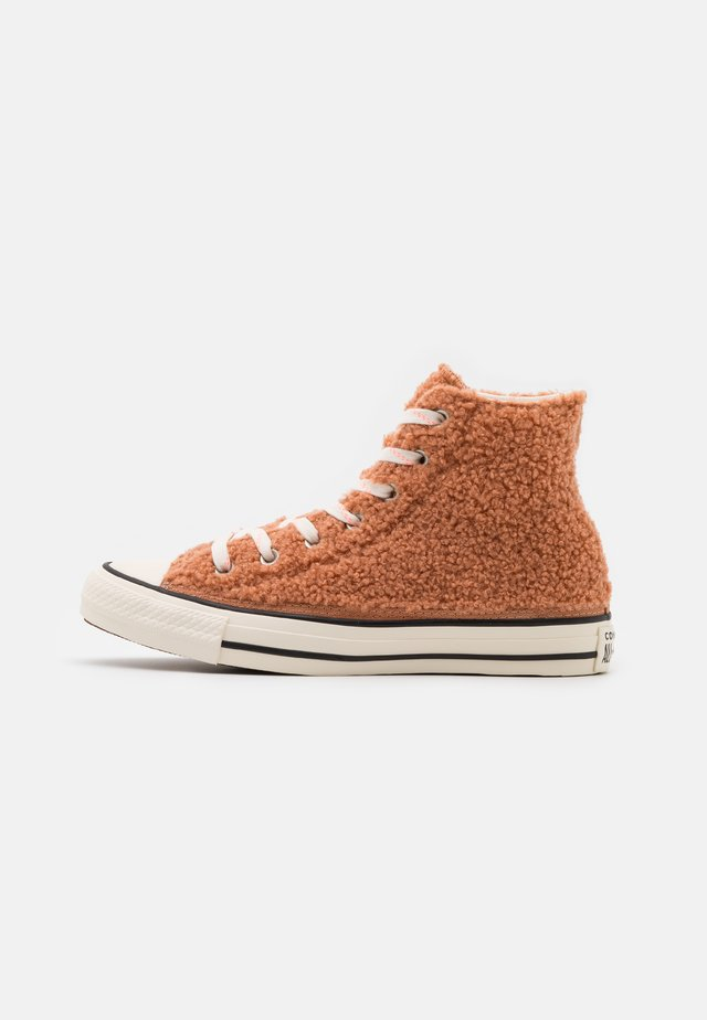 CHUCK TAYLOR ALL STAR - High-top trainers - ginger rose/egret/black