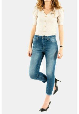 PAJ - Slim fit jeans - bleu