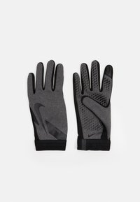 Nike Performance - UNISEX - Fingerhandschuh - charcoal heathr/black - 0