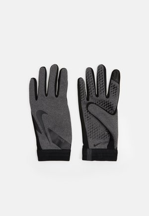 UNISEX - Gloves - charcoal heathr/black
