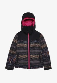 Roxy - DELSKI GIRL  - Snowboard jacket - true black - 4