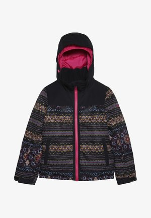 DELSKI GIRL  - Snowboard jacket - true black
