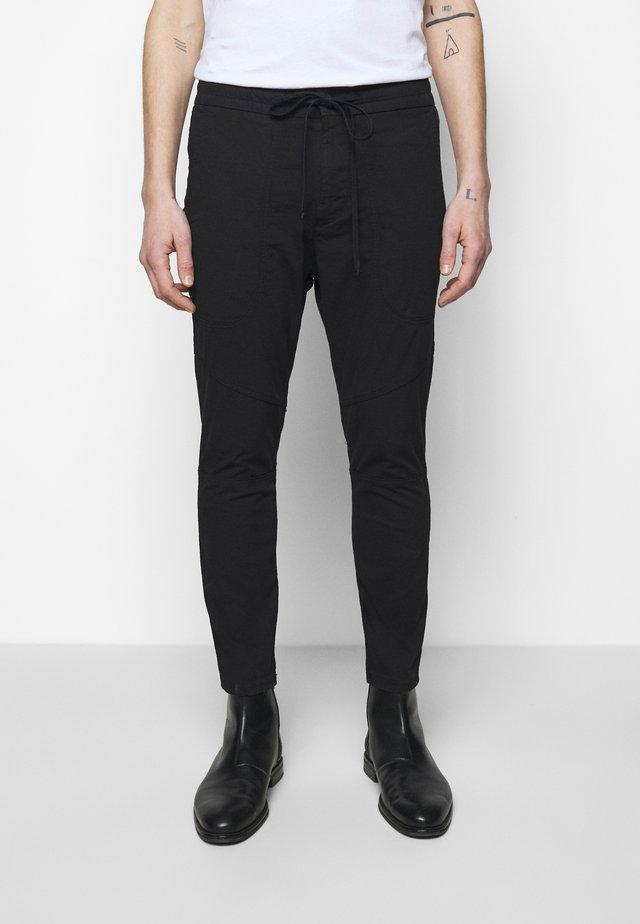 KAB - Pantalon classique - black
