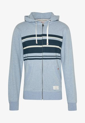 ERROTAHOODZIP - Zip-up hoodie - stone wash heather