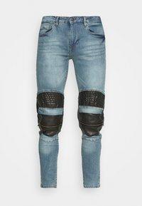 Night Addict - NACROSS - Jeans Skinny Fit - blue denim - 3