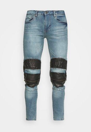 NACROSS - Jeans Skinny Fit - blue denim