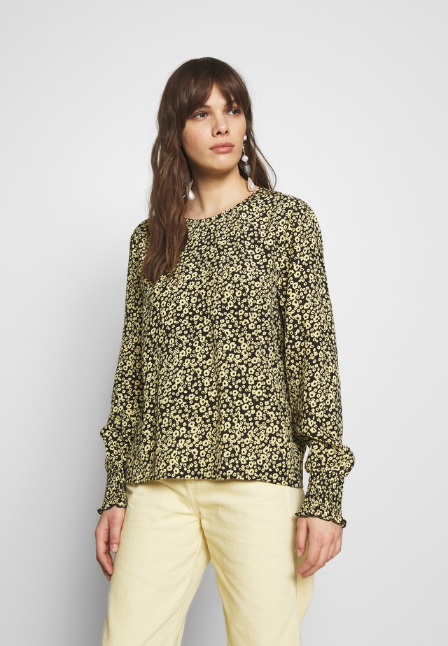CELINA MOROCCO - Blouse - yellow