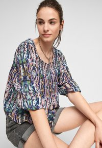 QS by s.Oliver - Blouse - pink aop - 6