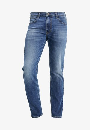 DAREN ZIP FLY - Straight leg jeans - broken blue