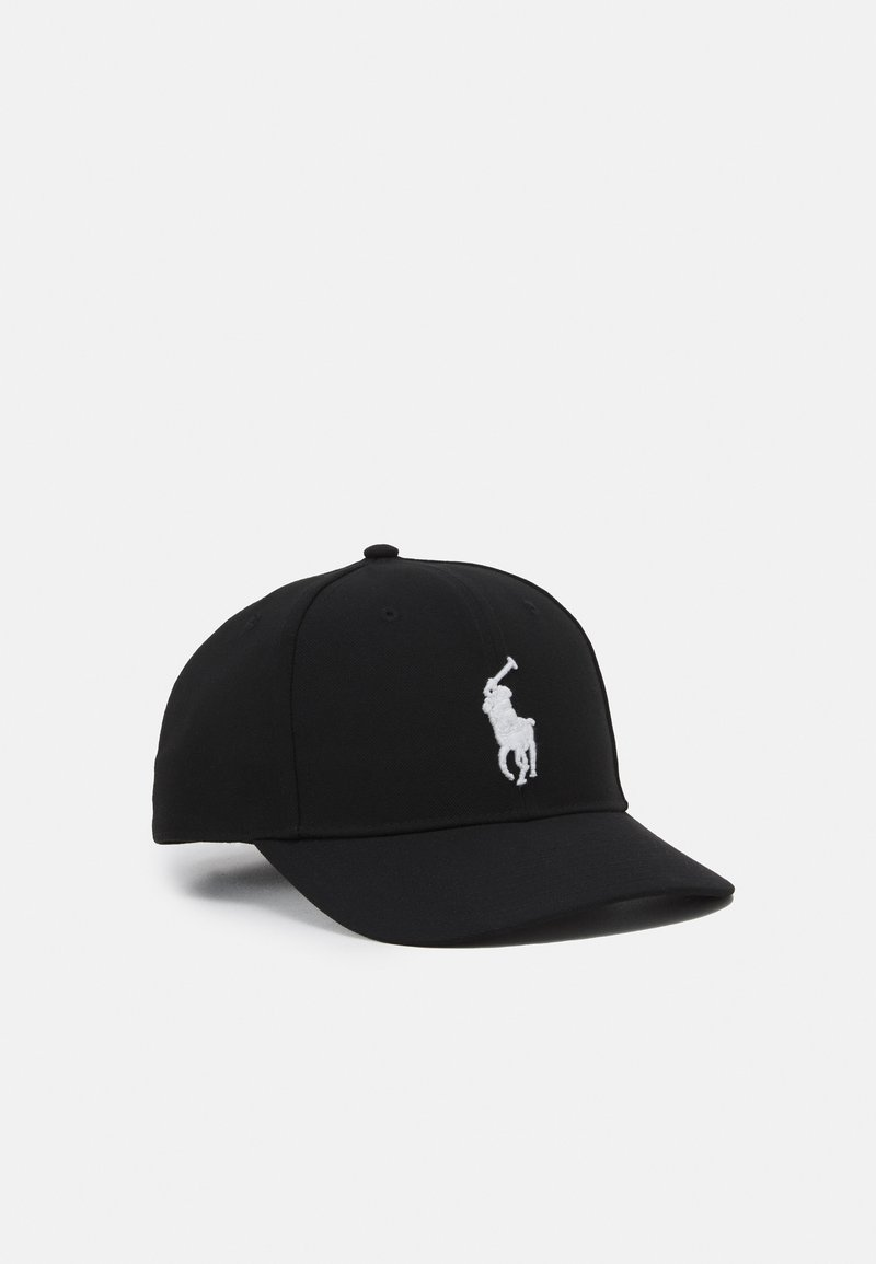 Polo Ralph Lauren - HIGH CROWN UNISEX - Kšiltovka - black