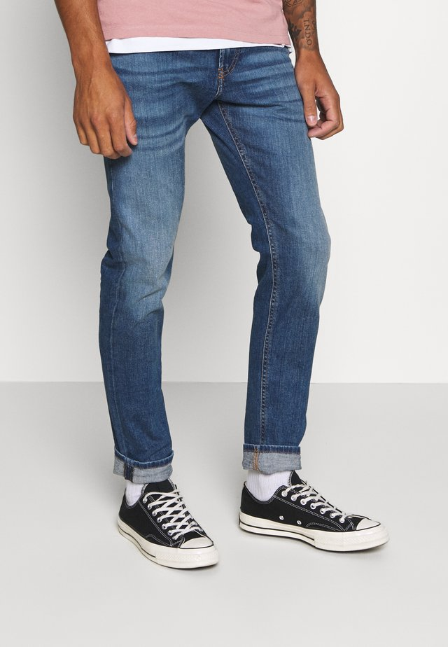 THOMMER-X - Jeans slim fit - blue denim