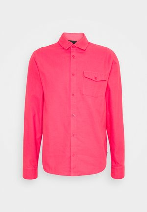 SOLID UNISEX - Overhemd - fusion red