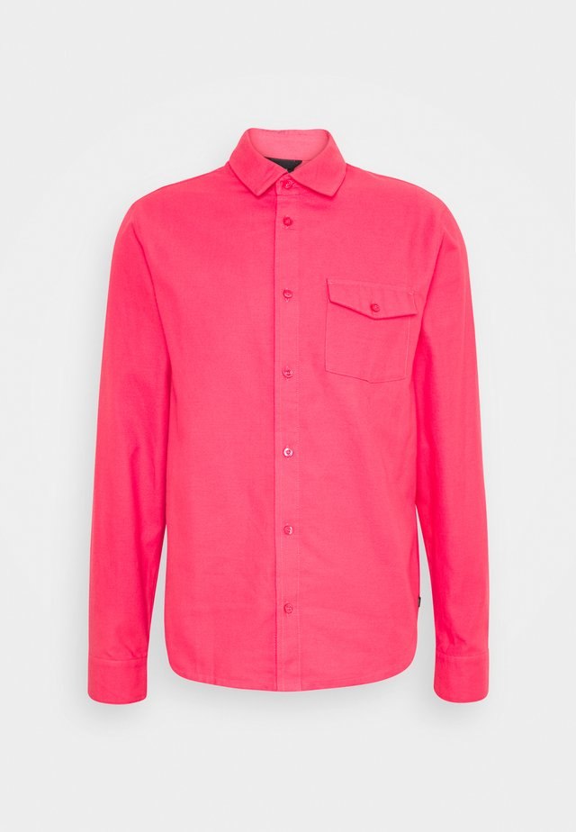 SOLID UNISEX - Shirt - fusion red