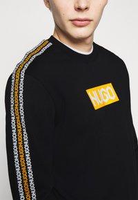 HUGO - DUBESHI  - Sweatshirt - black - 5