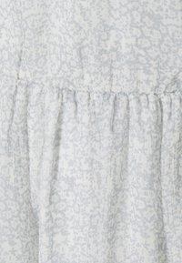 Nly by Nelly - VOLUME SLEEVE DRESS - Day dress - light grey - 5