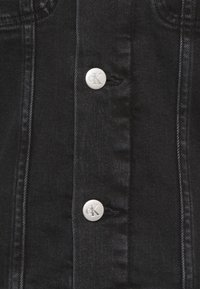 Calvin Klein Jeans - REGULAR - Cowboyjakker - denim black - 5