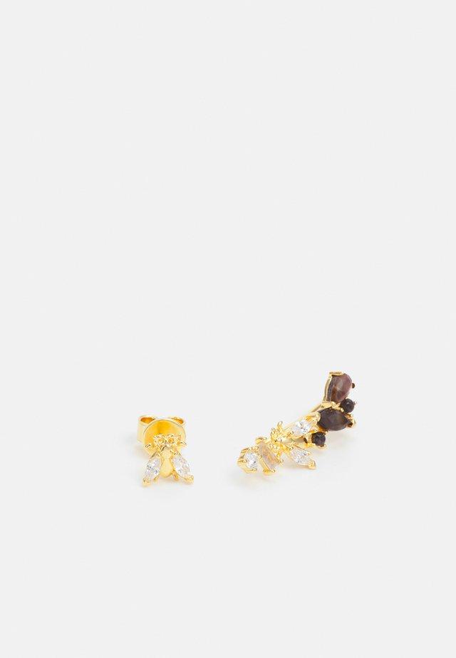 REVERY  - Oorbellen - gold-coloured