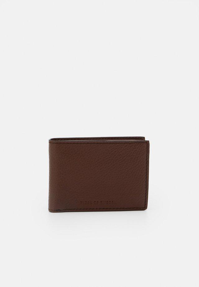 WALD - Wallet - cognac
