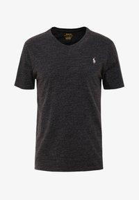 Polo Ralph Lauren - T-shirt - bas - black marl heather - 3