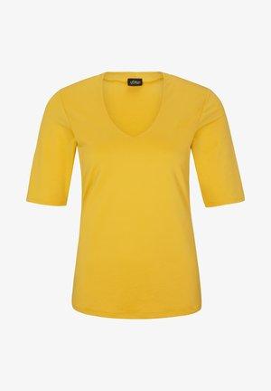 T-shirt basique - summer yellow