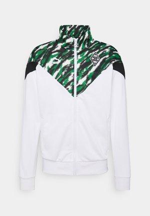 BORUSSIA MÖNCHENGLADBACH ICONIC GRAPHIC TRACK  - Club wear - white/black/green